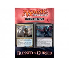 Настольная игра MTG: Duel Deck Blessed vs Cursed (B65160000)